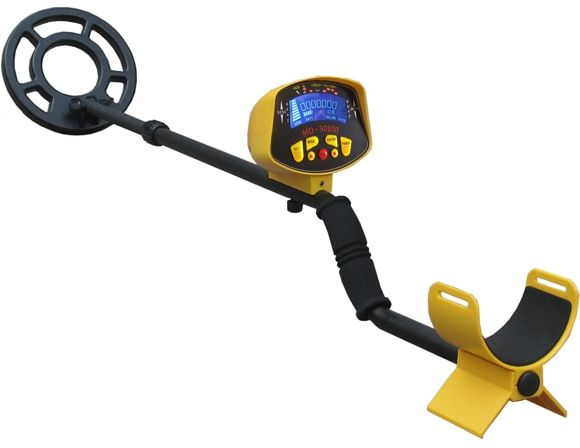 The World Best Deep Underground Metal Detector Searching MD3010 for Treasure Findings!