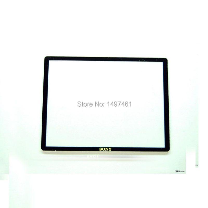 External/Outer LCD Screen Protective Glass Repair parts For Sony DSC-HX50V HX60V HX50 HX60 Digital camera