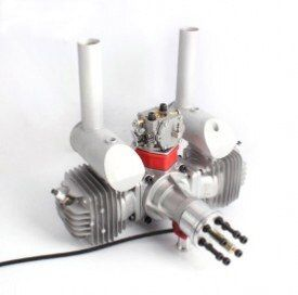 EME 120CC Gasoline Engine/ Petrol Engine EME120 for RC Model Gasoline Airplane