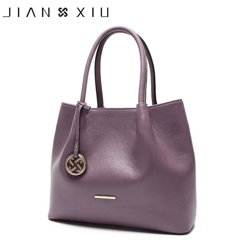 Genuine Leather Handbag Bolsa Feminina Luxury Handbags Women Bags Designer Sac a Main Bolsos Mujer Bolsos Big Tote Shoulder Bag