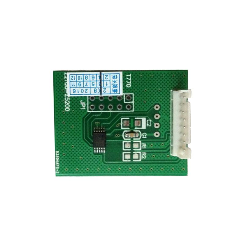 vilaxh T795 Chip Resetter Decryption Card For HP Designjet T770 T790 T795 T1120 T620 T1300 T2300 Printer 72 Chip decoder Board