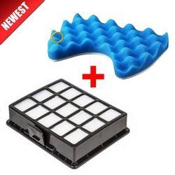 Фильтр для пылесоса Запчасти Набор фильтров и губчатого фильтра для samsung DJ97-00492A SC6520 SC6530/40/50/60/70/80/90