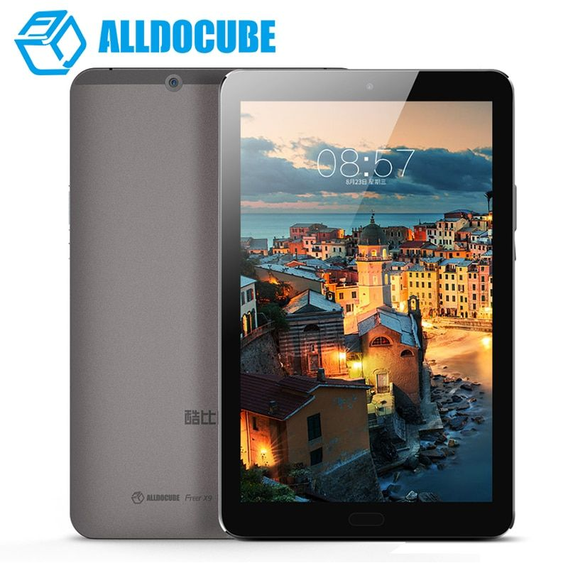 ALLDOCUBE U89 Freer X9 Tablets PC 8.9 inch 2560*1600 IPS Android 6.0 MT8173V Quad core 4GB Ram 64GB Rom 13MP Dual Wifi 2.4G/5G