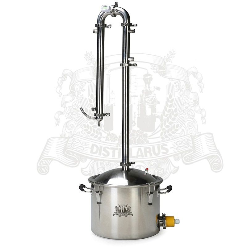 Kit for distillation . 25L Tank with