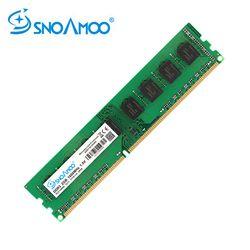 Desktop PC Ram DDR3 2G 1333 MHz SNOAMOO Baru-1600 MHz 240-Pins RAM Memori 1.5 V DIMM Untuk AMD non-ecc Memori PC Garansi Seumur Hidup