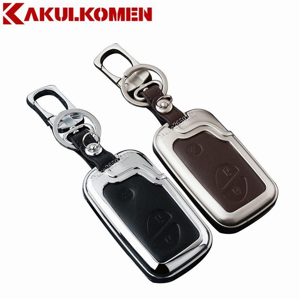 Auto Schlüssel Abdeckung Für Lexus CT200H GX400 GX460 IS250 IS300C RX270 ES240 ES350 LS460 GS300 450 h 460 h Shell fall Innen Zubehör