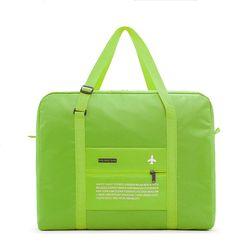 2018 Bolsas de viaje impermeable plegable bolsa de gran capacidad de equipaje de nylon plegable bolsa de viaje mano Bolsas envío libre