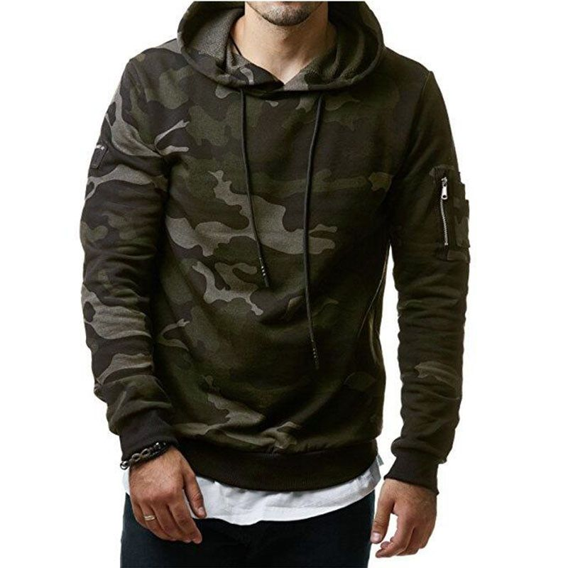 Hoodies Men 2017 New Fashion Male Hoodies Hombre Hip Hop Casual <font><b>Brand</b></font> Hoodie Camouflage Sweatshirt Men Slim Fit Men Hoody M-3XL
