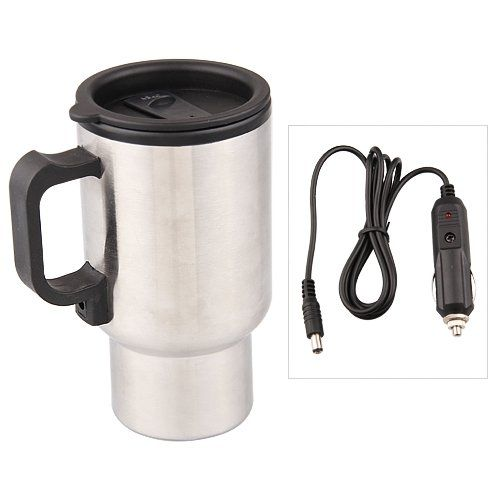 AUTO 12V Thermo Cup Electric Heater for Coffee Coffee Maker Car Travel