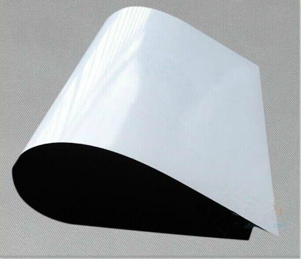 297mm * 210mm A4 Tableau Blanc Magnétique Flexible; babillard; Bloc-Notes; Boîte de Dialogue Aimant; tableau blanc magnétique