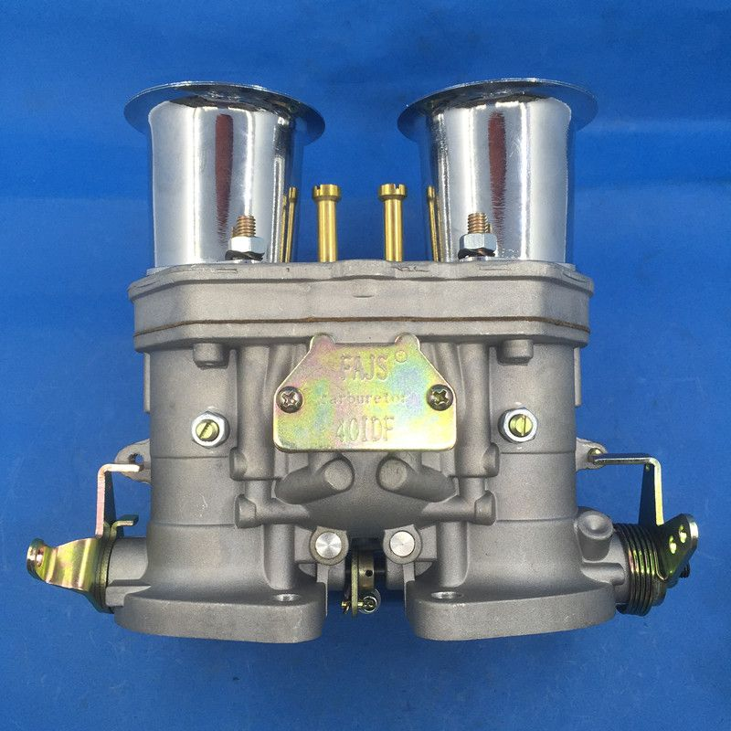 NEW 40 IDF 40IDF CARBURETTOR CARBY oem carburetor + air horns replacement for Solex Dellorto Weber EMPI carb carby