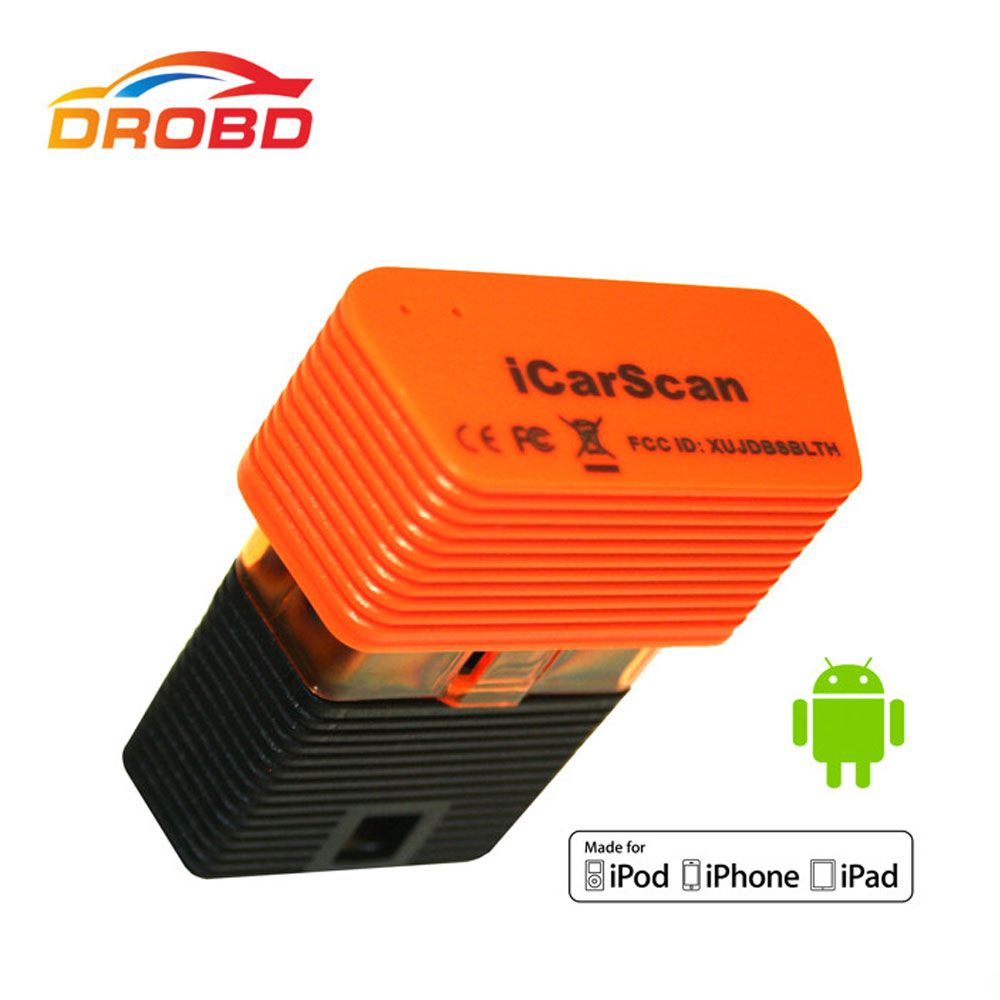 2019 neue Original LAUNCH ICARSCAN Bluetooth Diagnose-Tool Für android/ipd Scanner Code reader Teig als X431 IDIAG Easydiag