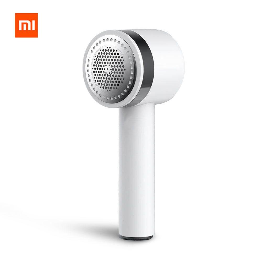 Original Xiaomi Mijia Deerma vêtements cheveux collants multi-fonction tondeuse USB chargement boule de retrait rapide (version de chargement USB)