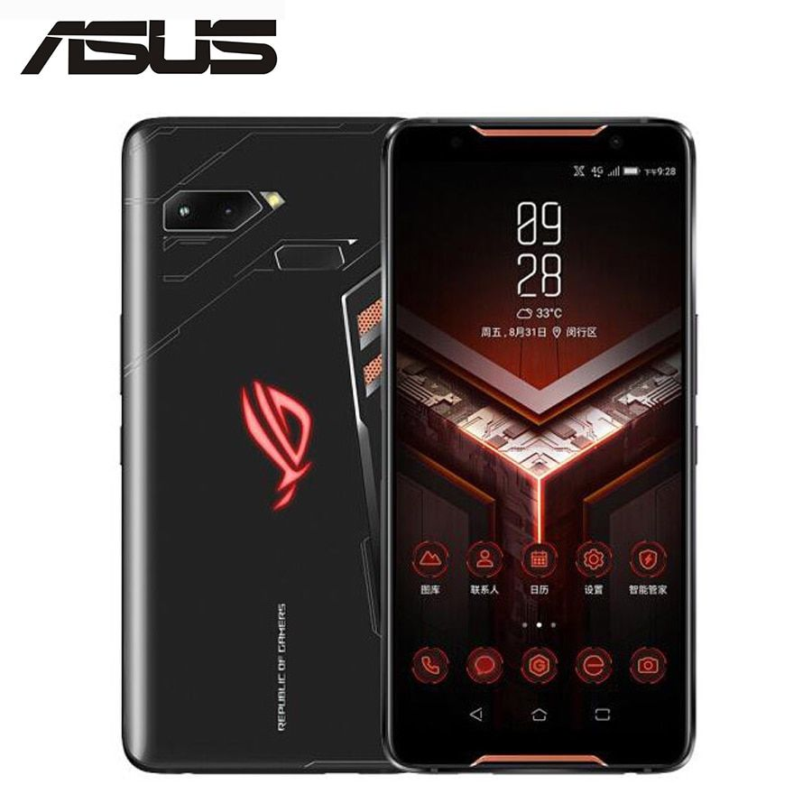 Globale Version ASUS ROG Telefon ZS600KL Gaming Telefon 6,0