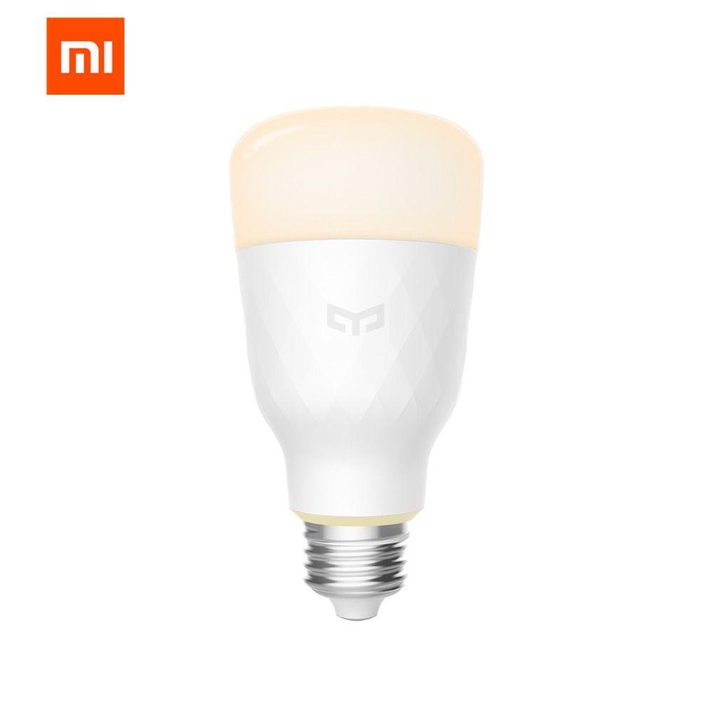 Xiaomi Yeelight Smart LED Bulb <font><b>Ball</b></font> Lamp WiFi Remote Control by Xiaomi Mi Home APP E27 Bulb 10W 1700k-6500K white & warm light