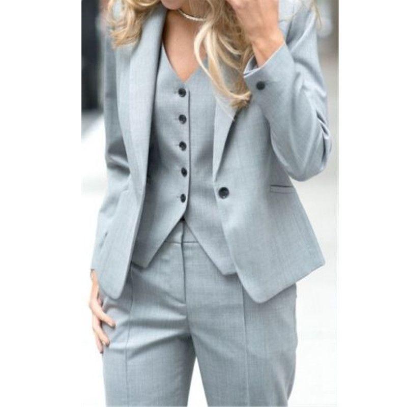 Women's Suits Office Suits Custom Suit Tuxedos Suits JACKET + SHOES + COLLET New Hot