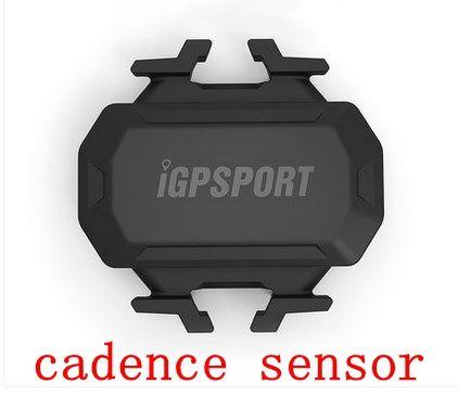 IGPSPORT ANT + Bike Geschwindigkeit Kadenz Combo Sensor und trittfrequenzsensor Für garmin HEIßER VERKAUF computer