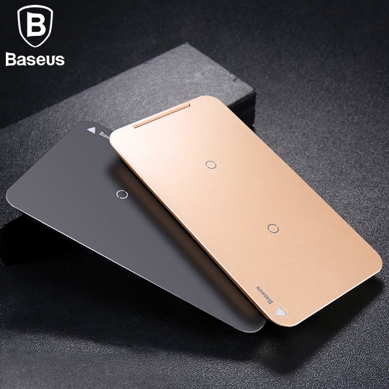 Baseus 10W Quick Wireless Charger For iPhone X 8 Samsung S8 S9 S9+ Note 8 Fast Qi Wireless Safe Charging Desktop Charging <font><b>Stand</b></font>
