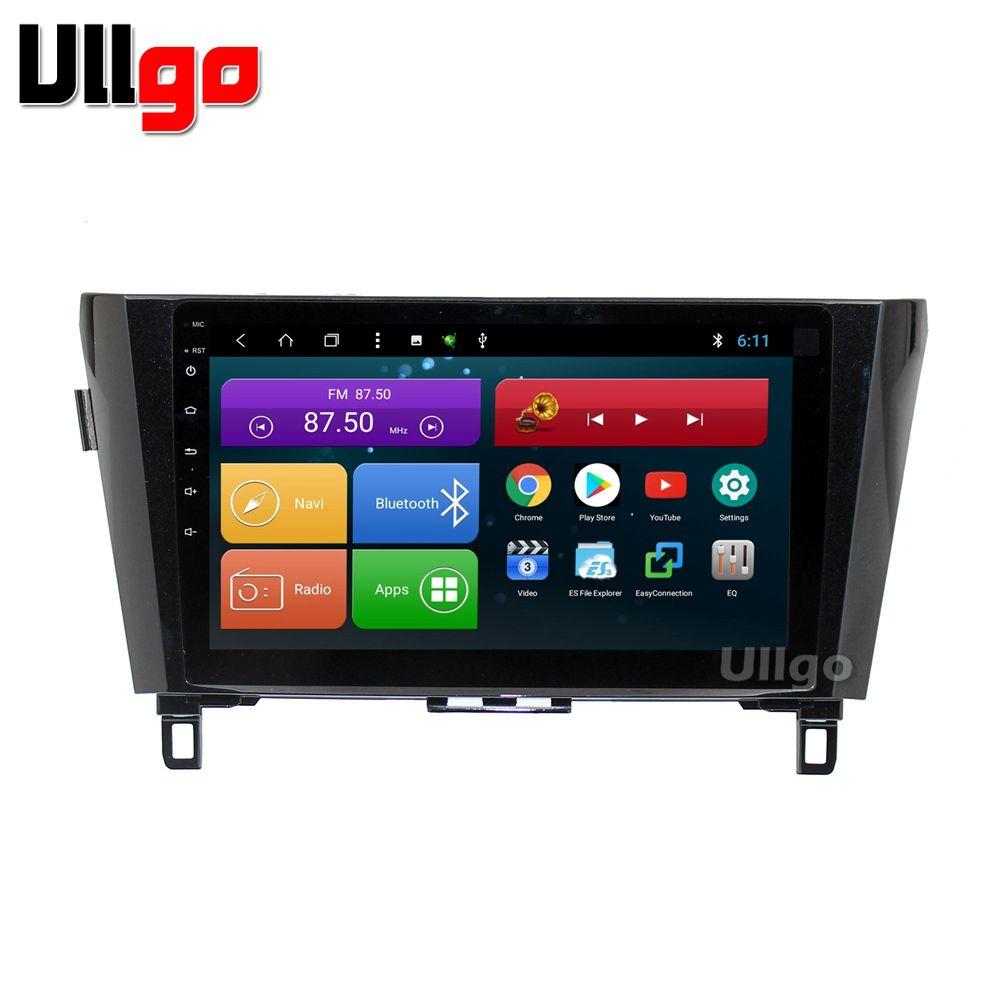 10,1 zoll Android 8.1 Auto Head Unit für Nissan X-trail T32 2013 + Auto Stereo mit BT Radio RDS spiegel-link Wifi 16 gb karte karte