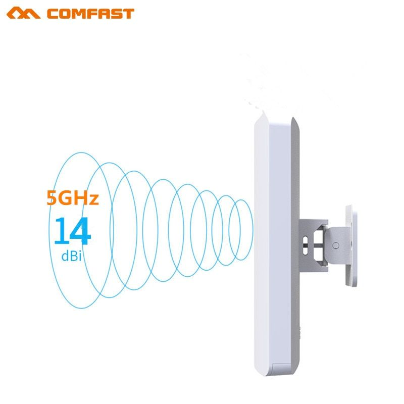 3KM 300Mbps 5ghz Wireless Outdoor CPE WIFI Router WIFI Repeater Long Range AP Router CPE wireless Bridge Client Router Support