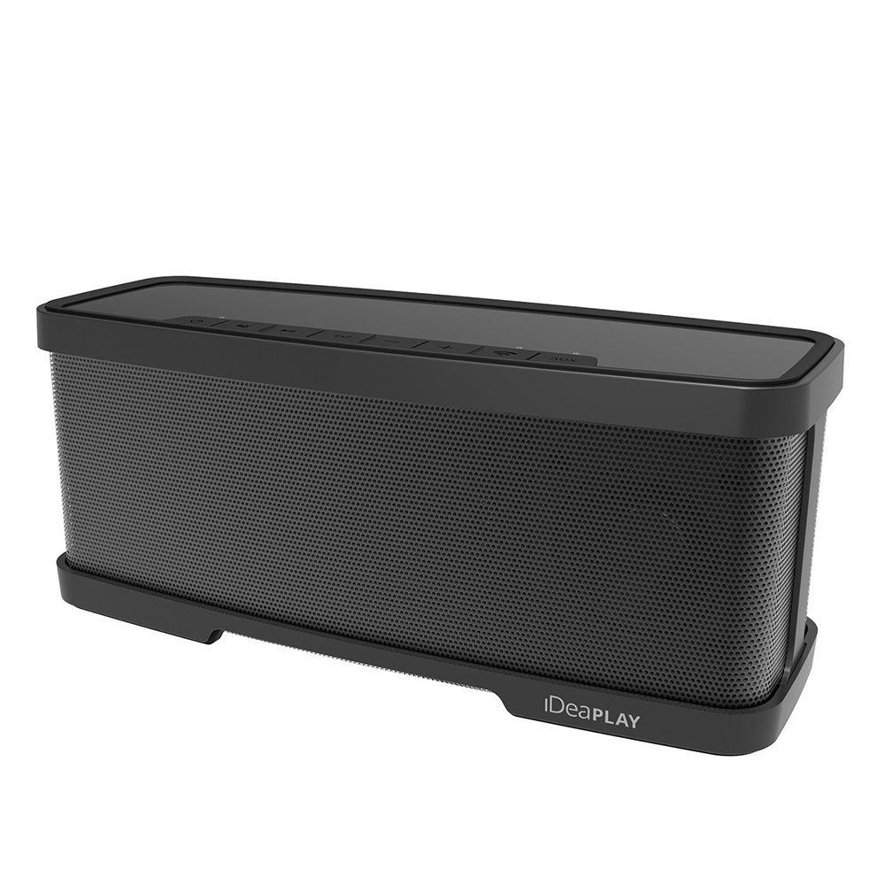 iDeaPlay W200 Wireless Hi-Fi Bluetooth Speaker 20W Bass Stereo Premium Audio from 10W Driver 10W Subwoofer Dual Passive Radiator