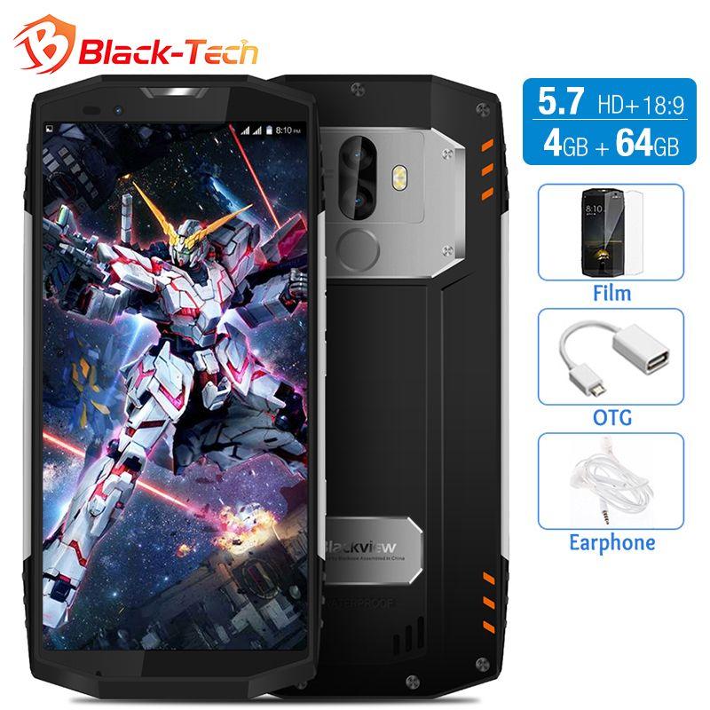 Blackview BV9000 IP68 Waterproof 4G Smartphone 5.7