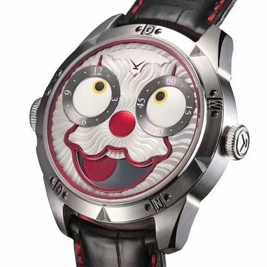 AAAAA automatische uhr männer mechanische diesel uhr schweizer herren uhren teuer joker taucher uhr leder Top luxus reloj männliche