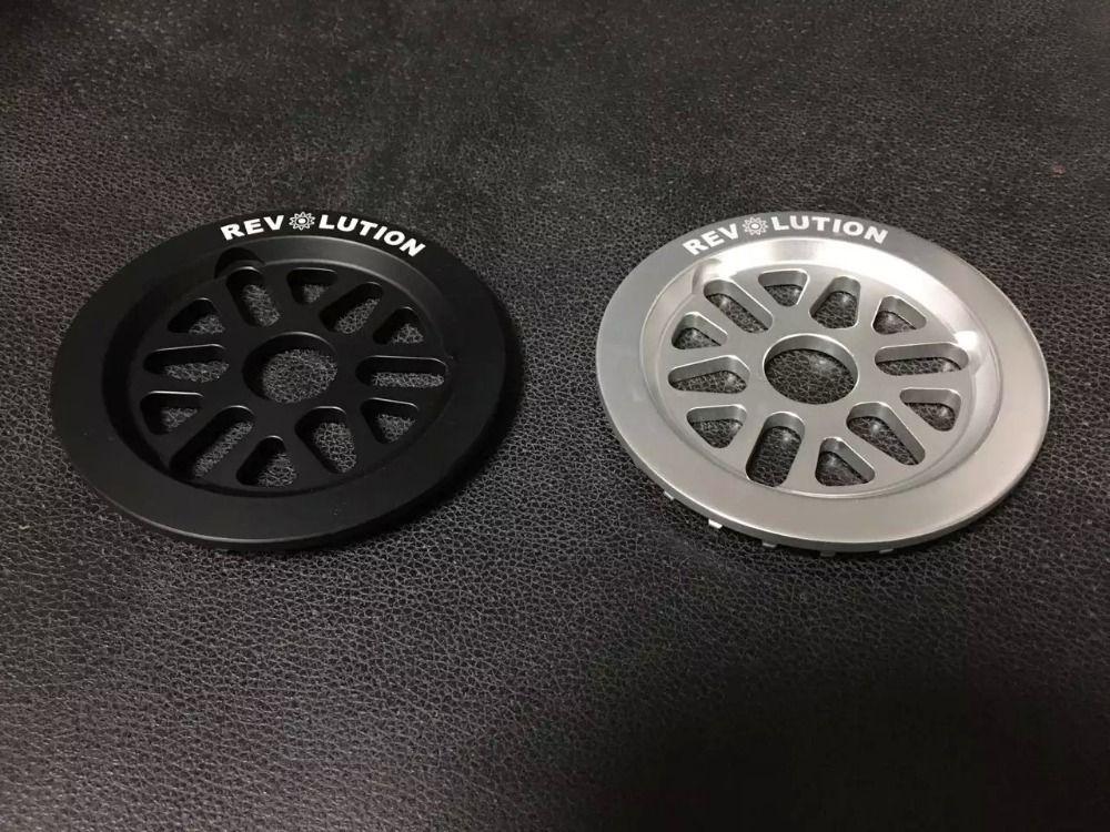 Revolution bmx schutz kettenrad ODY 25 t kettenblatt 6061-T6 wärmebehandelt bmx kettenräder 19mm 22mm 24mm für ihr wählen