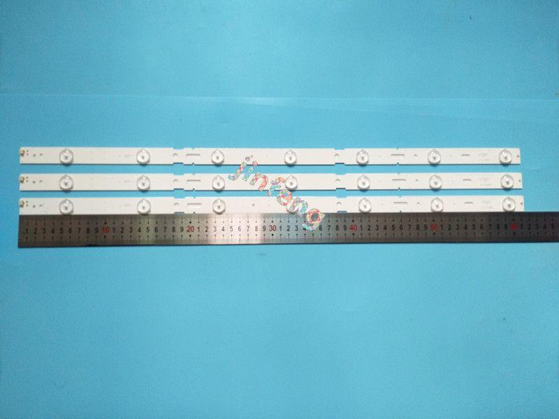 Nouveau 3 pièces/ensemble 7LED LED bande de rétro-éclairage pour Samsung 2014ARC320 3228 B07 REV1.0 140917 32CLE6525BG LM41-00100A