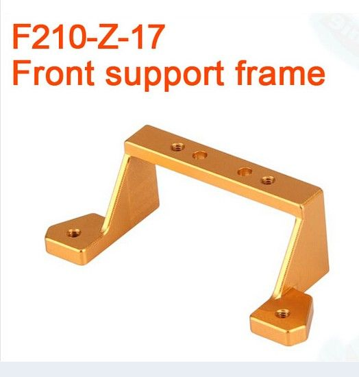 F17440 Walkera F210 RC Helicopter Quadcopter spare parts F210-Z-17 Front Support Frame Bracket