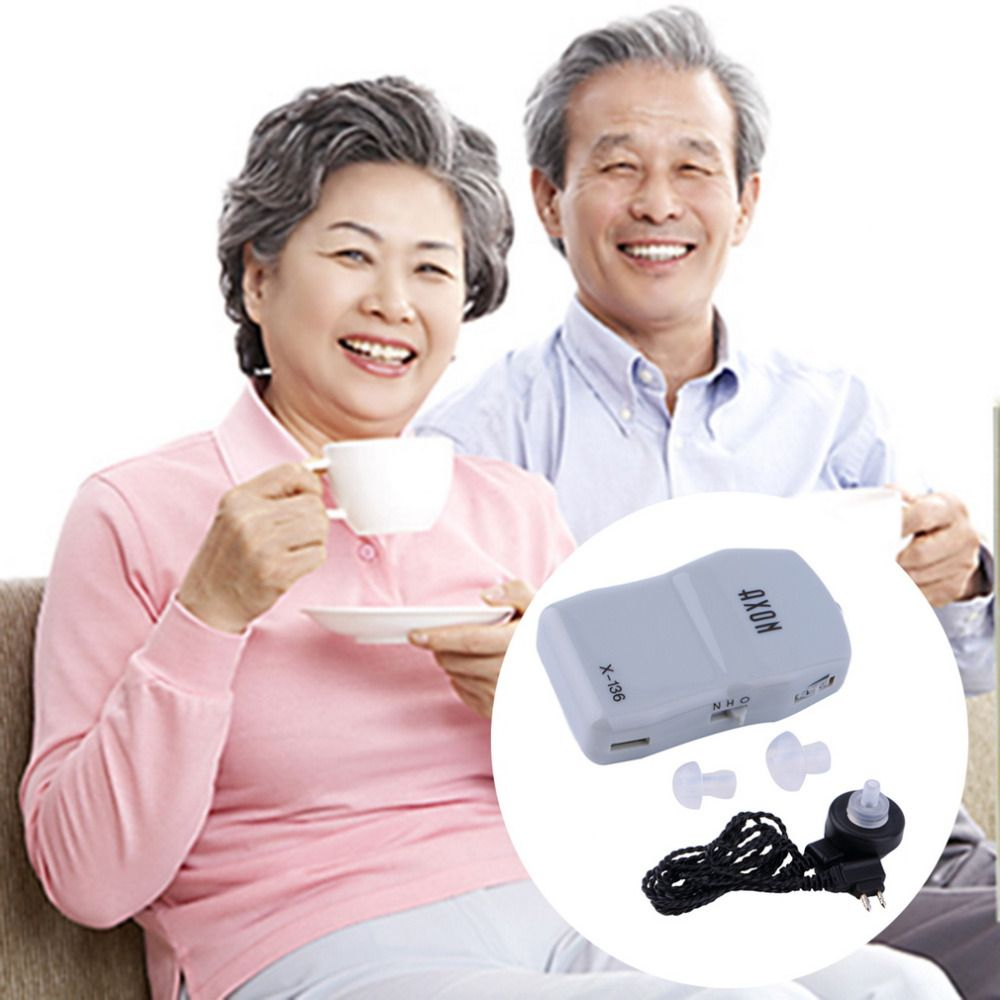 2017 New Best Sound Hearing Aids Aid Amplifier Adjustable Tone In Ear For The Elderly Hearing Device Digital Hearing Aids Care