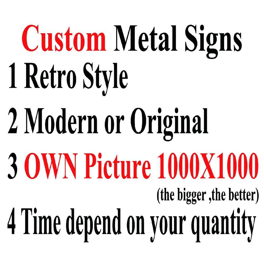 [Kelly66] Pet chien chat personnalisé métal signes affiche décor pour bar maison pub 20x30 CM