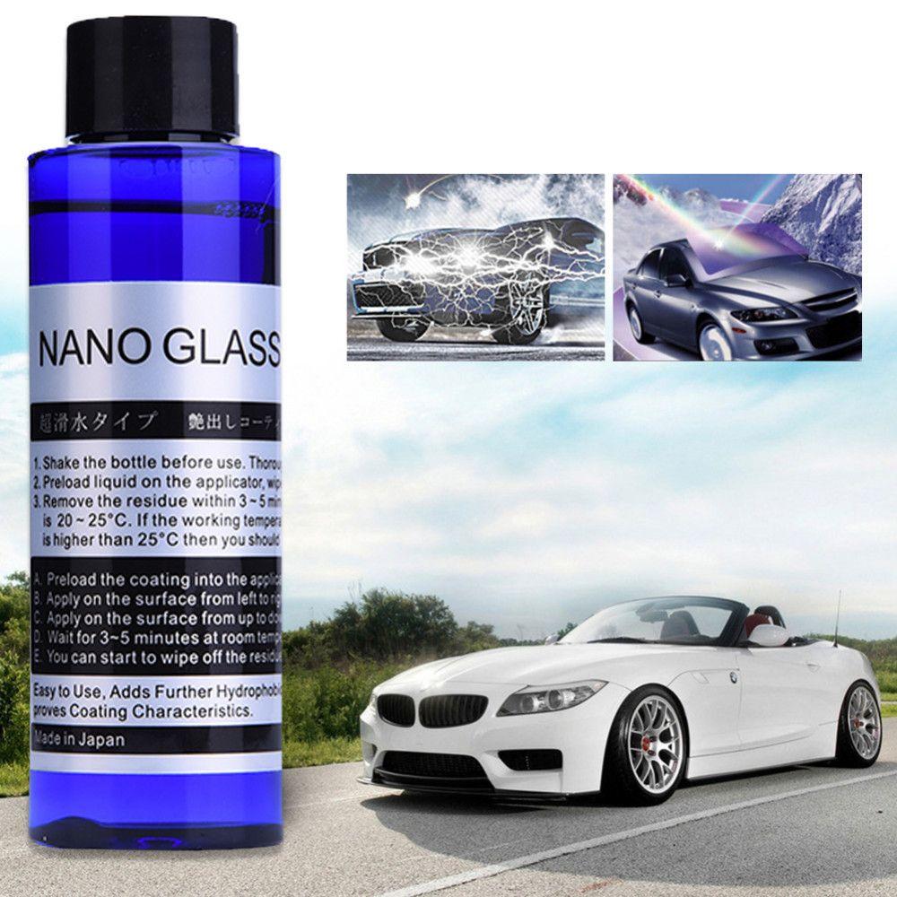 Car Paint Care Liquid Glass Paint Protective Foil 100ml High-end Spray Car Body Protector for Automotive car-styling