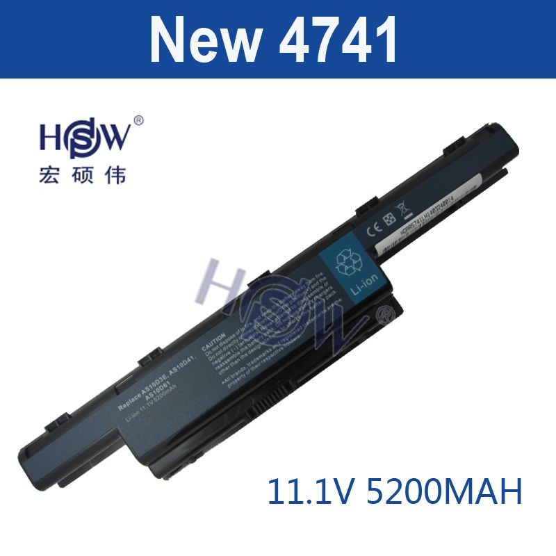Laptop Battery For Acer AS10D AS10D31 AS10D3E AS10D41 AS10D51 AS10D61 AS10D71 AS10D73 AS10D75 AS10D5E AS10D7E AS10D81 4741 5741