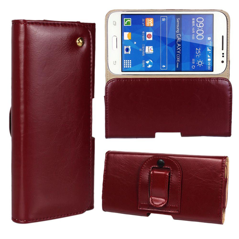 Coque pour iphone 6s plus sac téléphone housse Mobile Etui cuir ceinture Clip pochette Fundas Capa pour iphone 6 Etui accessoire sacs