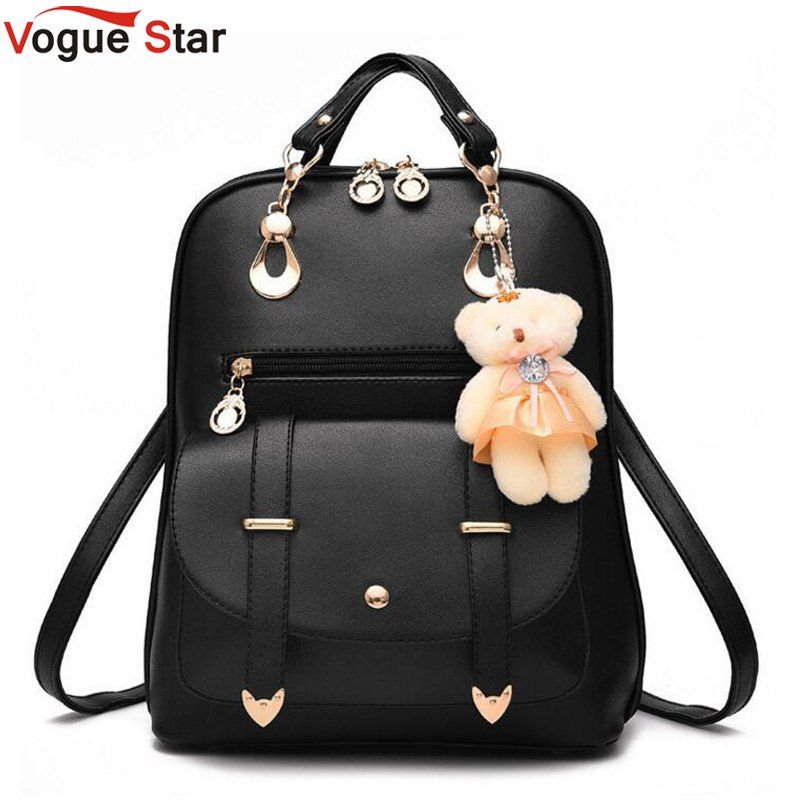 2018 new arrival fashion women backpack new spring and summer students backpack women Korean style backpack high quality LB305