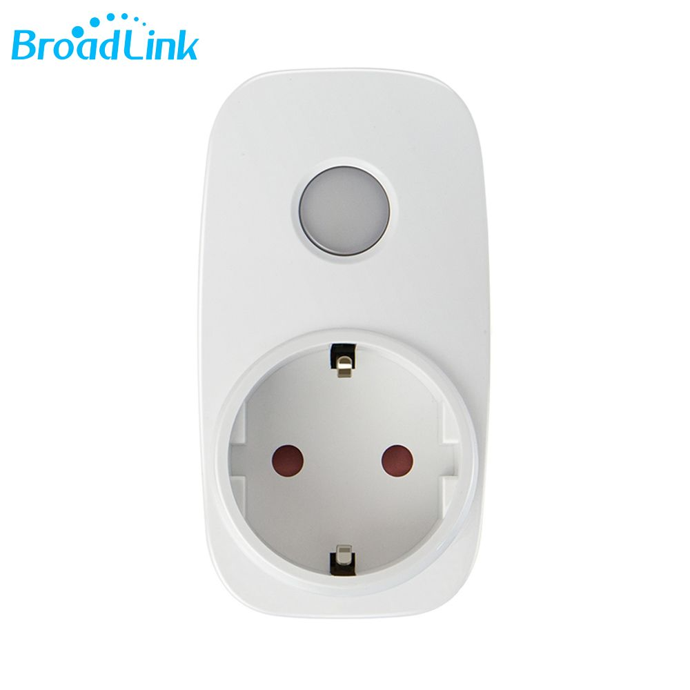 Broadlink sp3s/sp3 ЕС таймер Plug Смарт Wi-Fi Разъем 16a счетчик энергии умный дом автоматизация приложение Дистанционное управление для IOS android