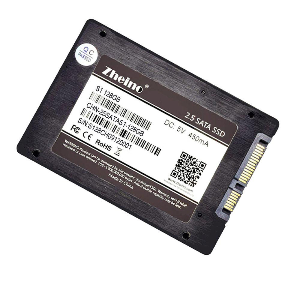 S1 128GB 2.5 Inch 7mm SATA3 SSD 6GB/S Internal Solid State Drive Disk Zheino MLC SSD For Laptop Desktop with 120GB,240GB,<font><b>256GB</b></font>