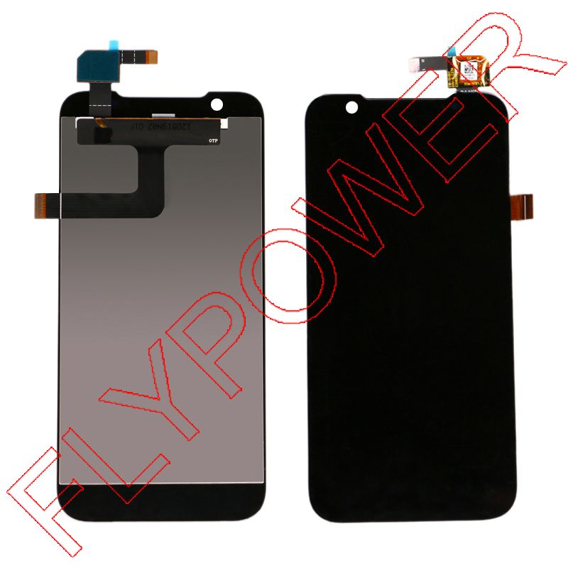 For ZTE Grand Era V985 U985 LCD Display +digitizer touch Screen Glass Assembly black by free shipping; 100% Warranty