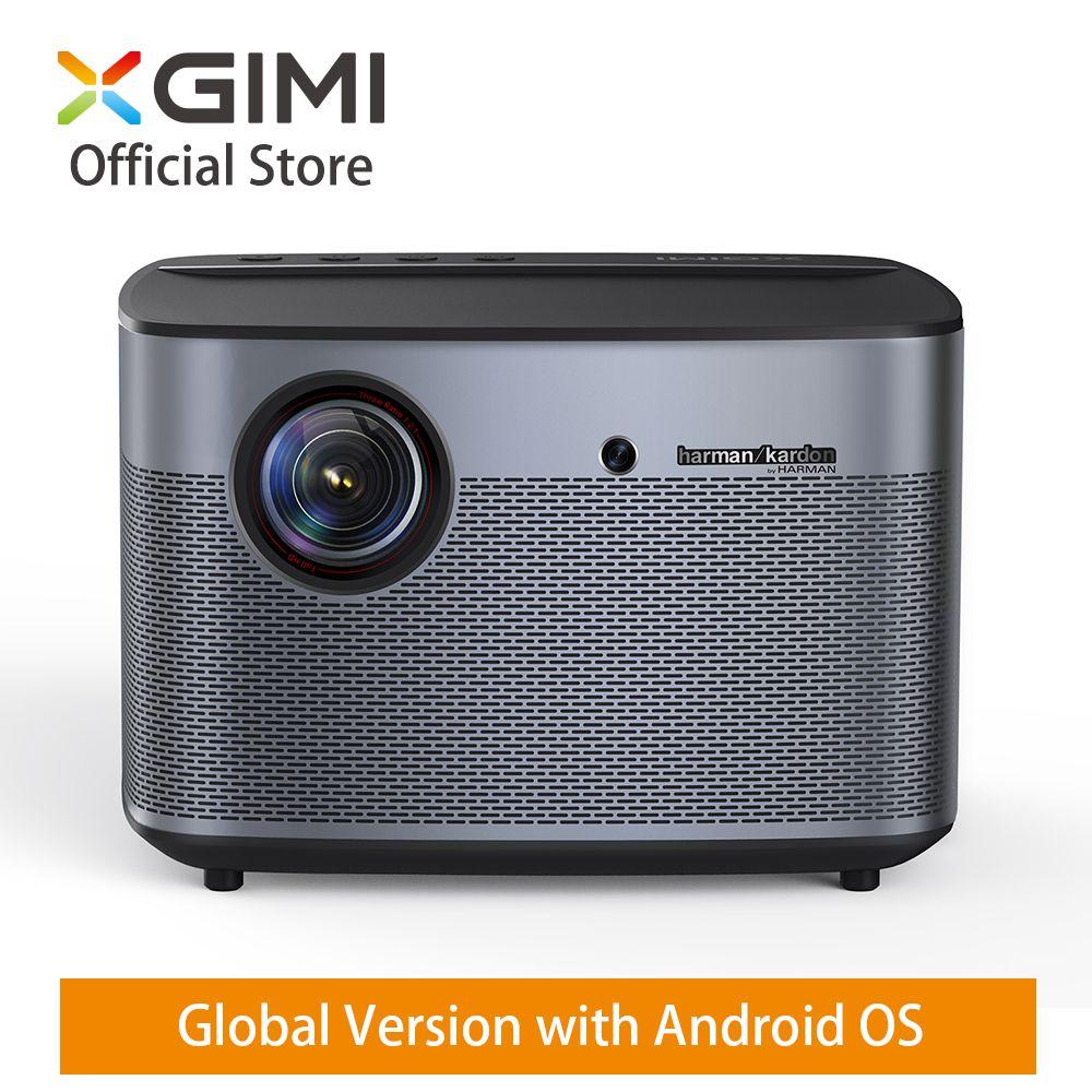 Globale XGIMI H2 DLP Hause Projektor 1350ANSI Lumen 1080p LED 300