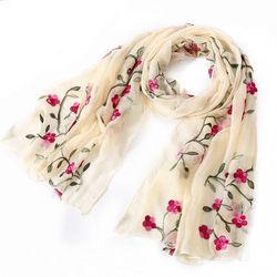 Chaude 2018 nouvelle marque femmes écharpe printemps été soie foulards châles et wraps lady pashmina plage étoles hijab foulard