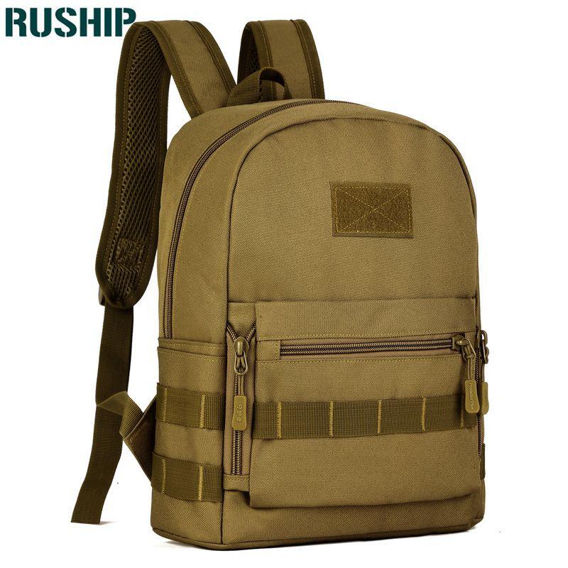 Military Tactics Backpack Camouflage Mochila Men Women School Bags Molle Outside Rucksack Trek Backpacks Bag 10L School Bag