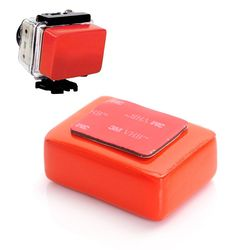 Gopro Float Floaty Box With 3M Adhesive Anti Sink Sticker Float Block Buoy Sponge for Gopro Hero 4 3 2