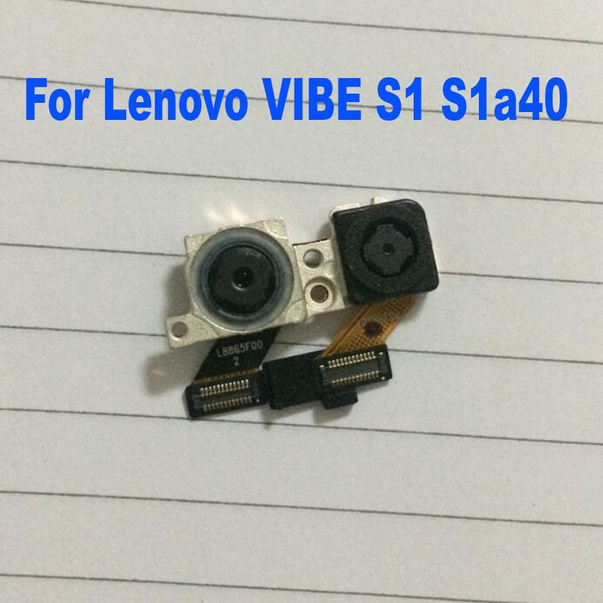 High Quality Tested Working Small Facing Front Camera Module For Lenovo VIBE S1 S1a40 Phone Flex Cable Spare Parts