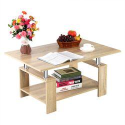Café Ensemble de Table Thé Table Moderne Table Salon Balcon Extérieurs pour La Maison Salon Meubles Tables Basses