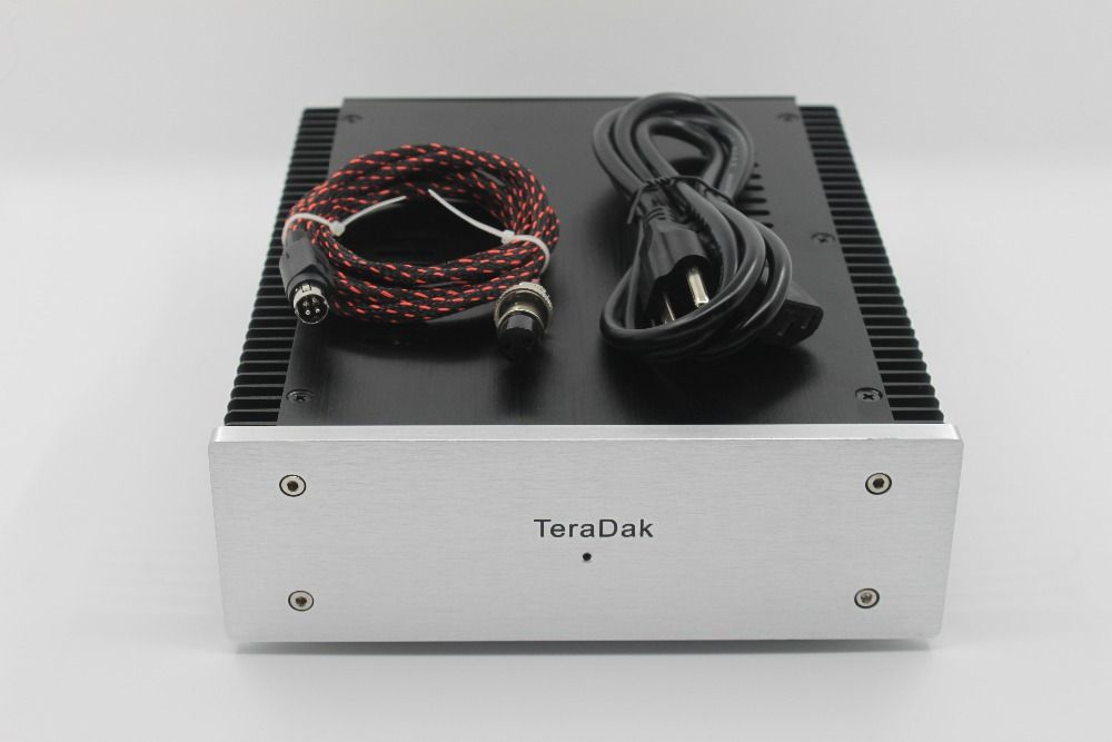 TeraDak dual 12V / 6.5A Audiophile Hifi DC-200W Linear Power Supply