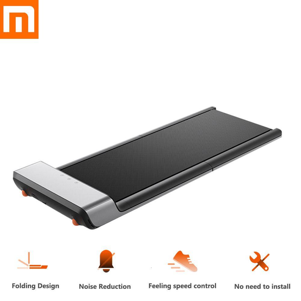 Schnelle verschiffen Xiaomi Mijia Smart WalkingPad Folding Non-slip Sport Laufband Walking Maschine Gym Fitness Gerät