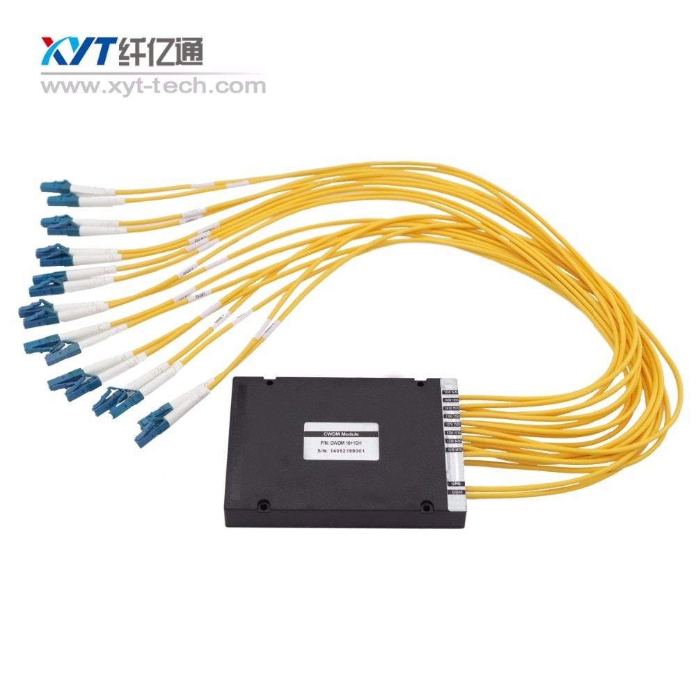 Customized 7CH CWDM Module with lc upc connector