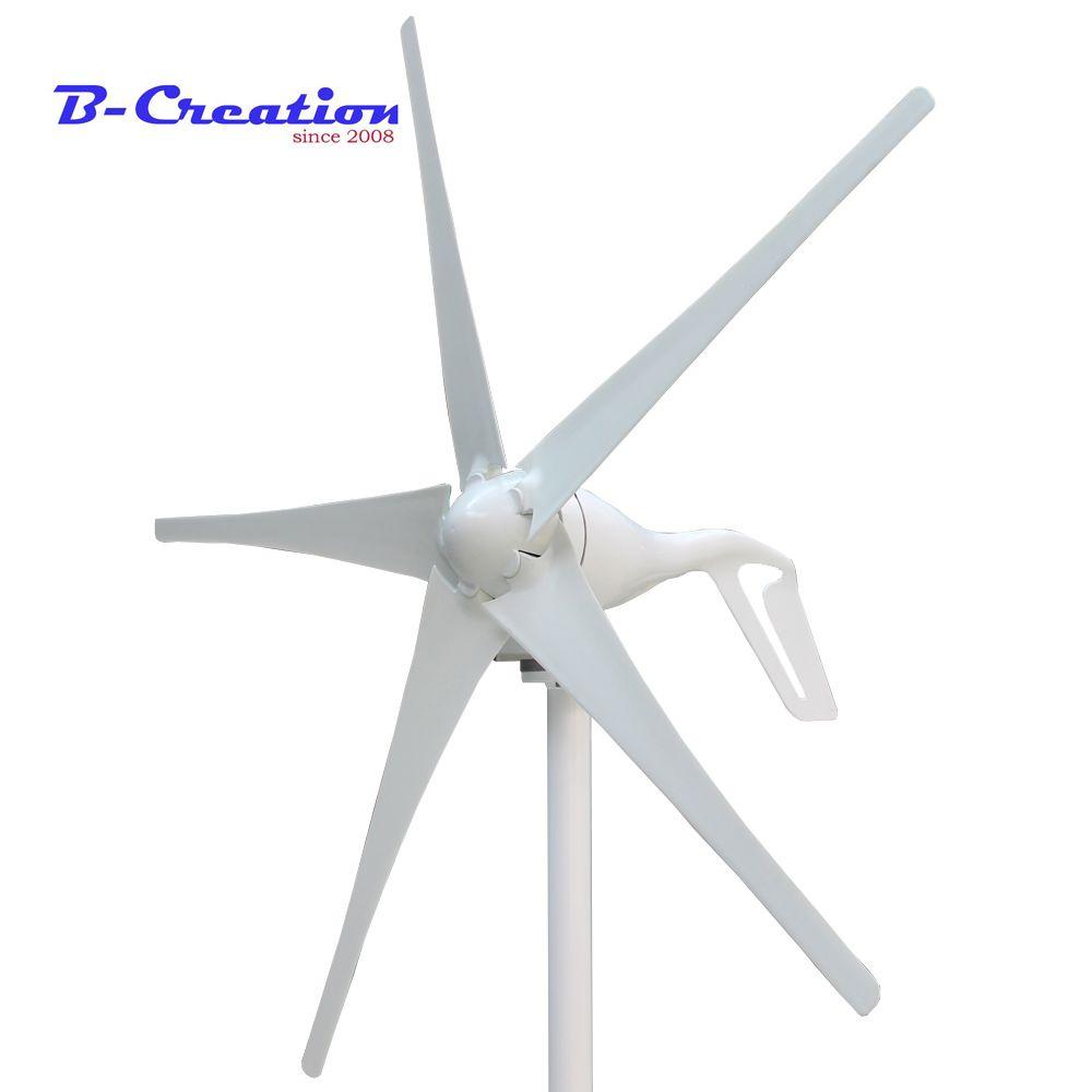 2018 Sale Real Gerador De Energia Wind Generator, 3/5 Blades For Turbine Ce&rohs Approval Power Generator+wind Controller