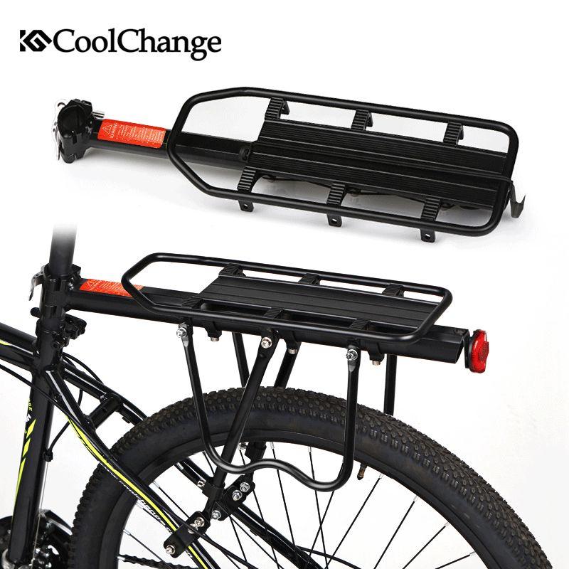 CoolChange Vélo accessoires De vélo de Montagne porte-vélo porte-bagages de rack peut charger